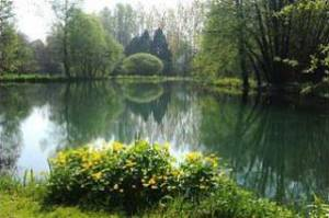 Holbury Lakes - Island Lake