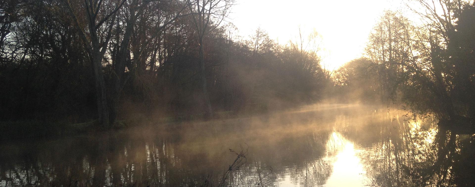 Holbury Lakes, Hampshire